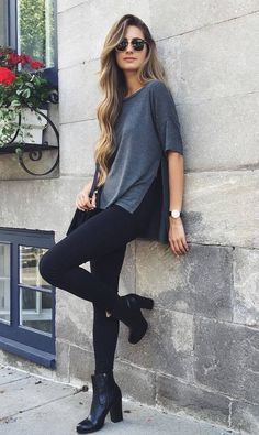 Cool 37 Modern Womens Black Jeans Outfits Ideas For Fall To Try Asap