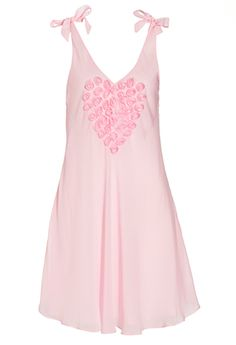 Image for Heart Drape Nightie from Peter Alexander