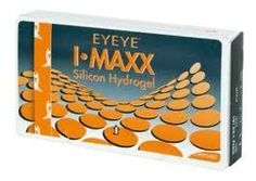 Soczewki Eyeye I-Maxx 6szt.
