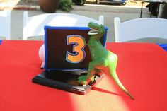 Toy Story 3 party centerpieces decor