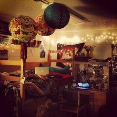 Anthropologie College Bedroom