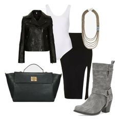 Shoe could also be styled with distressed skinny jeans and a plaid top. Finish this look with a sleek top-bun