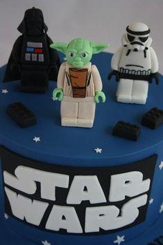 Star Wars Lego figures