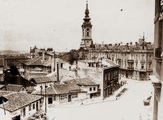 Beograd - 1910. - Congregational Church - Serbia