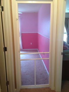 Do It Yourself Baby Room Screen Door I M Thinking For The Cats