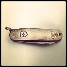 Tiffany Swiss Army Knife