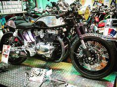 #bike #honda #cb250t #cb400t #cb450t #cb250n #cb400n #hawk #hawk2 #ホーク2 #バブ #cb750 #Motorcycle #旧車 #神風 #kamikaze #CafeRacer #BANBAN