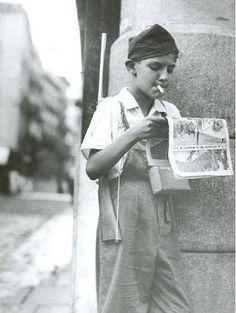 Estudio Uniformológico e Historial Gráfico 1931-1939 Newspaper Design, Cara Delevingne, Che Guevara, Spanish, Photos, Vintage, War, Cute Pics, Journaling