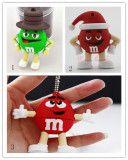 Wholesale USB Flash Drive Cartoom Chocolate Beans USB Stick