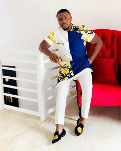 #native African wear for men #senatorwear