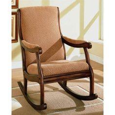 Traditional Rocker Chair - Walmart.com
