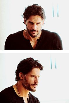 Joe Manganiello! Seriously, this guy gives me a female boner!!!!