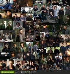 Lots of Sam and Dean ;)