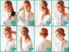 Más opciones de peinados recogidos, en: http://www.1001consejos.com/peinados-recogidos-paso-paso/