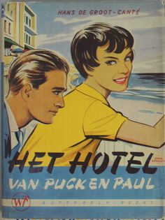 Het hotel van Puck en Paul Films, Movies, Cover Art, Tv Series, Van, Artists, Books, Movie Posters, Fictional Characters