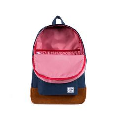 Heritage Backpack | Suede