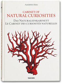 Albertus Seba. Cabinet of Natural Curiosities. TASCHEN Books (Jumbo, TASCHEN 25 Edition)