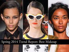 spring 2014 trends makeup