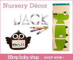 Tips For Decorating The Nursery - Pregnancy - Nursery Ideas