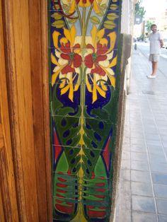 azulejos en jambas