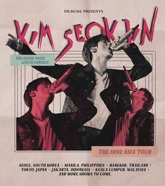 Foto Bts, Seokjin, Bts Jin, Bts Jungkook, Bts Poster, Kpop Posters, Pics Art, Bts Aesthetic Pictures, K Idol