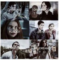 books, divergent, percy jackson, the hunger games, the mortal instruments, the maze runner, multifandom, ️harry potter