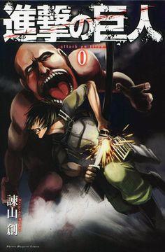 You are reading Shingeki No Kyojin Chapter 0 in English. Read Chapter 0 of Shingeki No Kyojin manga online. Attack On Titan Tv, Attack On Titan Season, Otaku Anime, Manga Anime, Titan World, Anime Version, Bleach Manga, Manga Covers, One Piece Manga