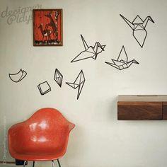 Evolving Origami Cranes - $36.00