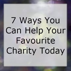 7 Ways To Use Social Media To Help Your Favourite Charities - Paul Duxbury Marketing Ideas, Online Marketing, Social Media Marketing, Schedule, Knowing You, Online Business, Charity, Interview, Money