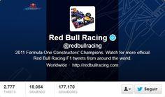 Fotos Twitter de portadas de Red Boll Raccing