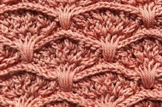Simple And Textured Stitch - Free Crochet Diagram - See http://www.mypicot.com/patterns/0021.pdf For PDF Link - (mypicot)