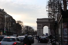 Which is the most stunning avenue? I think you can know it - Paris