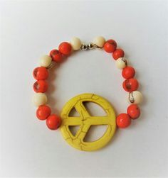 Pulseira pulseirismo hippie paz e amor sementes açai menina feminino adulto infantil moda acessorios bijus bijuterias look mimo fofurasao