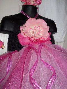 Princess tutu dress with matching hairpiece 12m 5t 45 00 via etsy