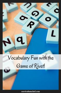 Vocabulary learning just got a little more interesting! Try the game of Rivet with your students and see the difference it makes in reading comprehension. Vocabulary Strategies, Teaching Vocabulary, Vocabulary Games, Reading Strategies, Reading Comprehension, Spelling Activities, Listening Activities, Vocabulary Builder, Root Words