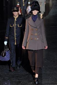 Louis Vuitton Otoño Invierno 2012/2013
