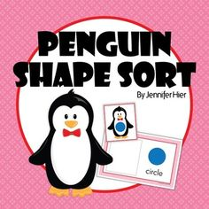Penguins, penguins, penguins!  Perfect activity for your penguins theme!  Please note that this activity is included in my money-saving penguins bundle.  If you have purchased Penguins! The Bundle of Penguin Activities for Preschool and Early Childhood  you DO NOT need to purchase this product.
