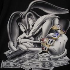 Steelers & my man Bugs Bunny, 2 of my favorite things together! Dope Cartoon Art, Dope Cartoons, Disney Cartoons, Bunny Tattoos, Bunny Images, Go Steelers, Pittsburgh Steelers, Chicano Art, Chicano Drawings