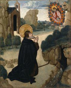 Anthony of Egypt Isaiah 40 3, Anthony The Great, San Antonio Abad, John The Baptist, Egypt, Catholic, Portuguese, Painting, Html