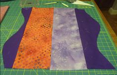 Color My World With Warmth: Interleave Quilts