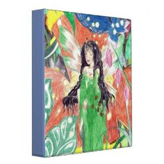 Fairy Queen 3 Ring Binder Nursery Paintings, Nursery Art, Summer Tunes, Moon Fairy, Fairy Queen, Butterfly Fairy, Blue Fairy, Fairy Art, Ring Binder