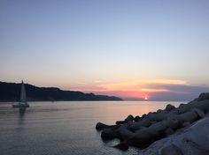 Pesaro al tramonto