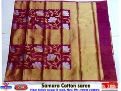 Samara Cotton Saree