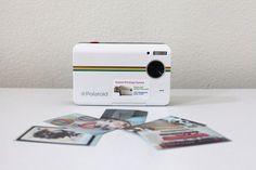 Eep! New Polaroid Digital Camera Prints Instant Picture Stickers - DesignTAXI.com