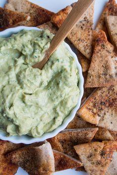 Guacahummus {Guacamole – Hummus}