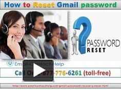Aren't you able to send any email from your Gmail Reset Password? Don' worry! You've landed on the right page where our techies are active 24X7 round the clock at your nearest disposal to cater all your technical requirements in a hassle-free manner. Dedicated team and cutting-edge troubleshooting techniques help us in fixing any types of Gmail-related problems in no time. To ward off your problems, call Gmail Recovery password 1-877-776-6261 anytime.