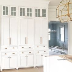 pantry  cupboards and drawers