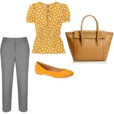 Professional Work Outfits   Cute Summer Work outfit!
