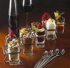 More dessert shooter ideas