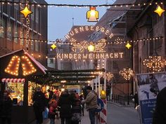 http://www.TravelPod.com - Nurnberg Christmas market by TravelPod member Ab10, from Regensburg, Germany